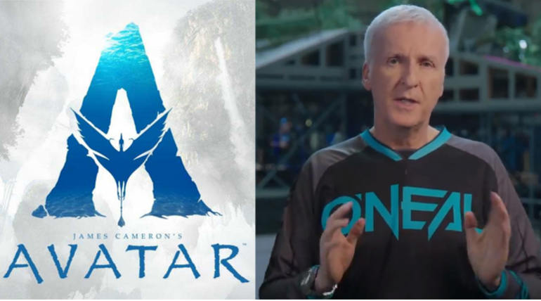 James Cameron Video Message for Fans