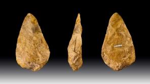 Tools discovered in Algeria. Image: wikimedia