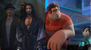 Creed 2 vs. Ralph Breaks the Internet