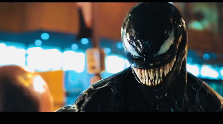 Superhero Sensation Venom Set to grow big in China, Collects 35 million for the Opening Day