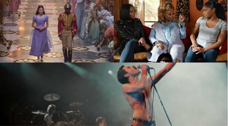 Bohemian Rhapsody vs. Nutcracker Starts the November Box office on a Promising note