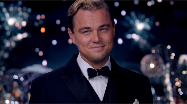 Leonardo DiCaprio from The Great Gatsby