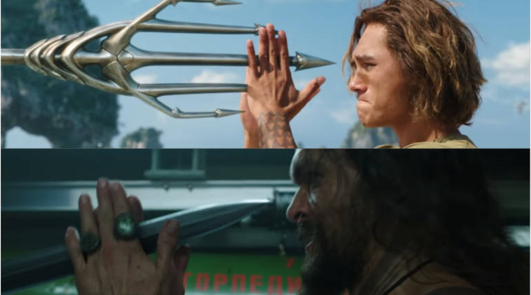 Aquaman New and Final Trailer