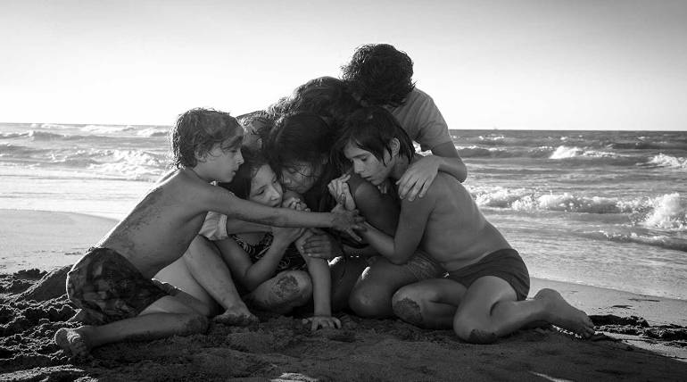 Roma Movie Still