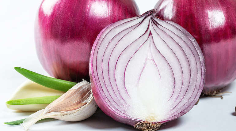 Onions help to cure Antibiotic Resistance Bacterial, Viral or Fungal infections