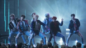 BTS Burn The Stage Performance