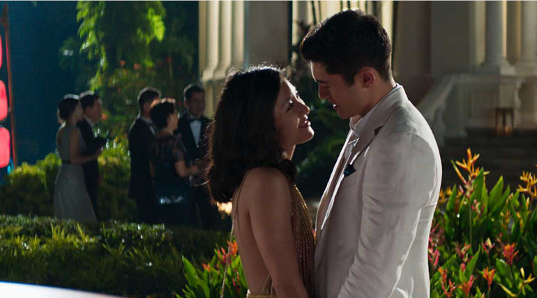 Crazy Rich Asians All Set to Launch Big in China this Week