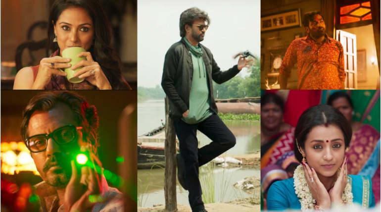Petta Movie Trailer Review , Image - Trailer Snapshots