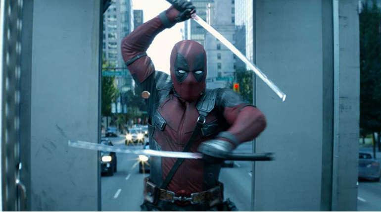 Deadpool2 Poster. Image Source:imdb