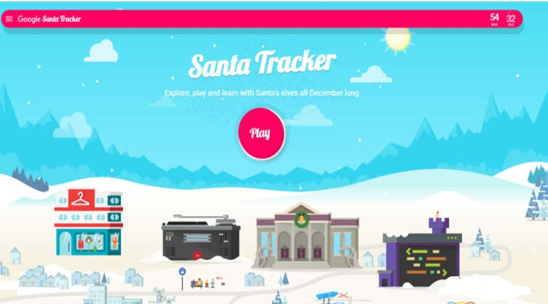Track Santa On His Christmas Eve Journey To New England Using NORAD