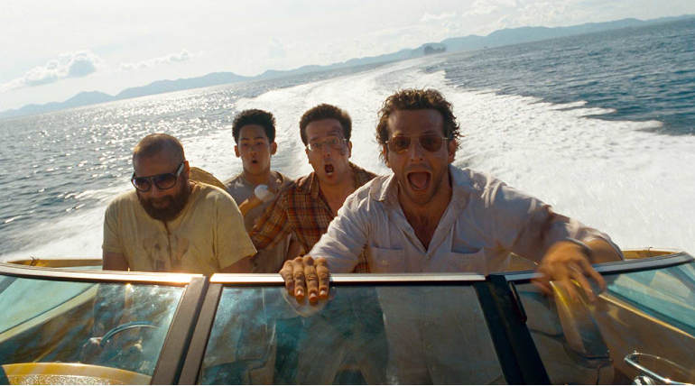 Top 10 Highest Grossing Comedy Movies of All Time