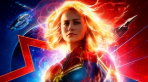 Captain Marvel New Poster Ahead Of Second Trailer Release