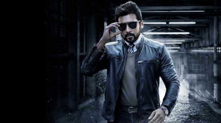 Suriya 37 Movie Title Announcement On New Year , Image Courtesy - KV Anand, Twitter