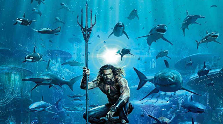 Aquaman Poster. Image Source:IMDB