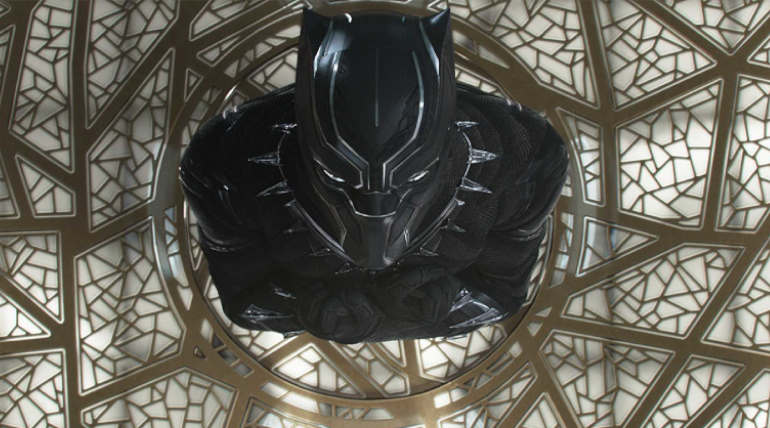 Hollywood Box office Milestones in 2018, Image - Black Panther