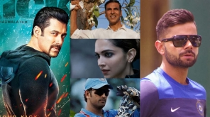 Forbes India Celebrity 100 list is Out