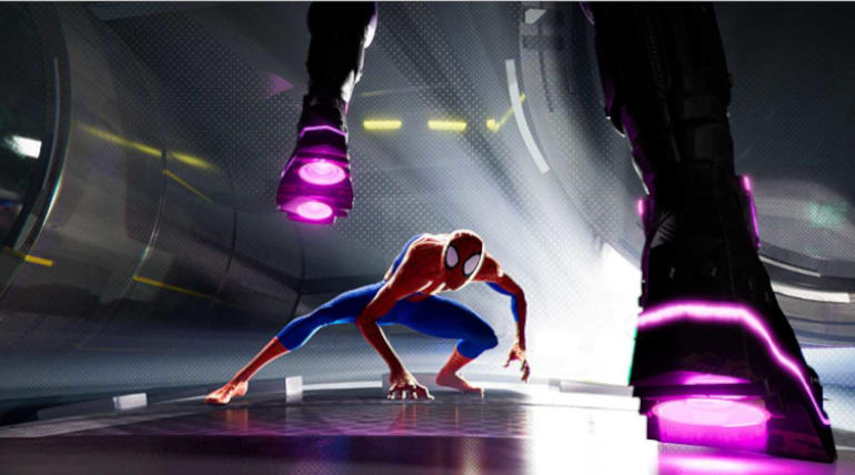 Spiderman: Into the Spider-Verse is an Honor and Tribute to the Legend