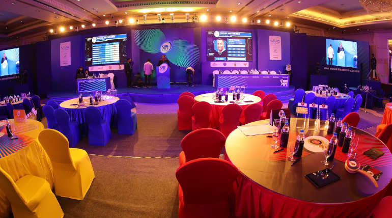 IPL Players Auction 2019, Image - @IPL Twitter