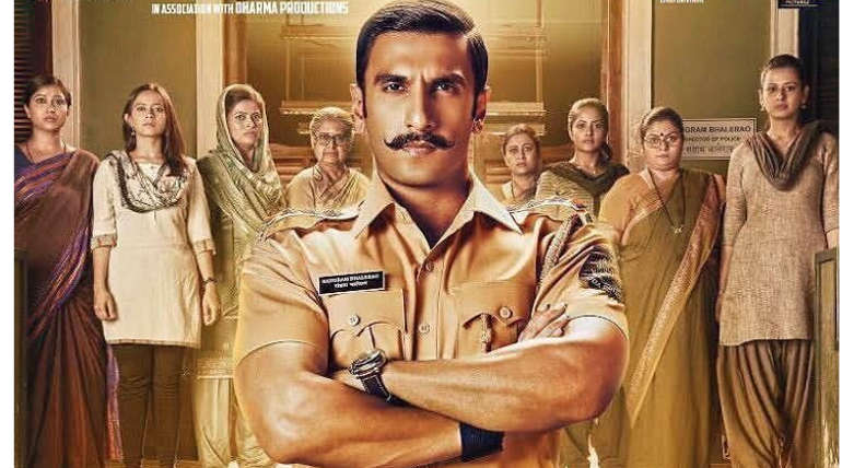 Did Tamilrockers Leak Simmba Full Movie Online Links , Image - Official Poster