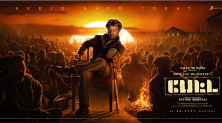Superstar Rajinikanth starrer Petta Teaser Release Officially Announced , Image Courtesy - @karthiksubbaraj Twiiter
