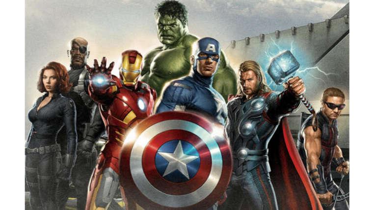 Avengers Poster. Image Source Flickr