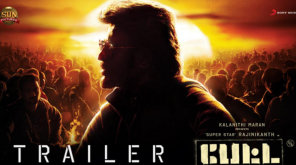 Petta Official Trailer Release Time, Image Courtesy - Sun Pictures