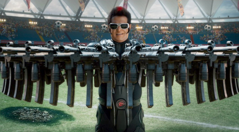 2 Point 0 Smashing Box-office In USA