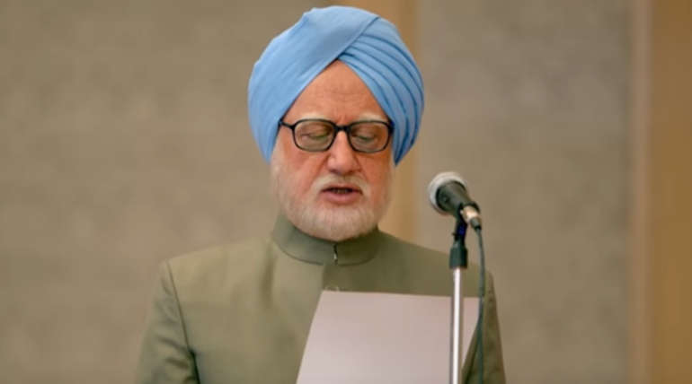 The Accidental Prime Minister Film Screenshot From Youtube