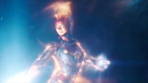 Captain Marvel New Trailer 2 is Here , Image Snapshot from the Trailer