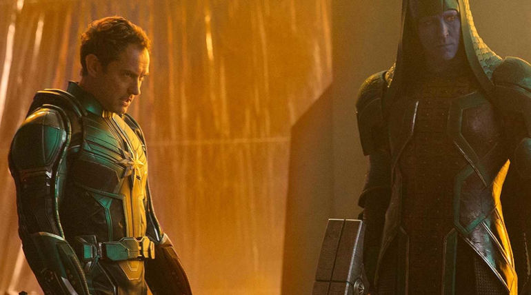 Jude Law Character in Captain Marvel
