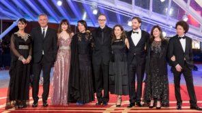 Jury Members in the Marrakech Film Festival, Image Credit - REDIT: SIFE ELAMINE