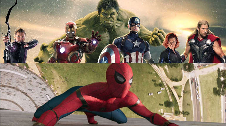 Avengers 4 and Spider-man Far From Home Trailers releasing this weekend