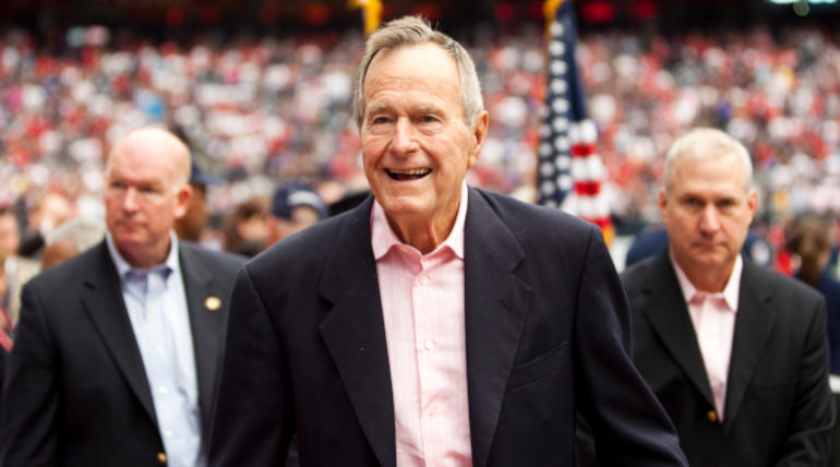 Former US President George HW Bush Passes Away at the Age of 94