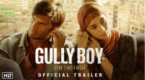 Gully Boy Official Trailer starring Ranveer Singh Alia Bhatt , Image - Trailer Thumbnail from YT