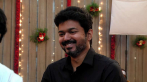 Thalapathy Vijay in Pooja Ceremony