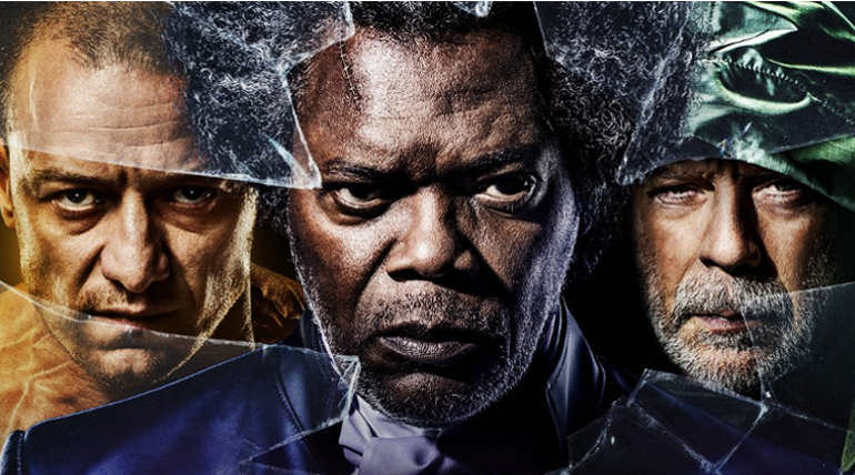 Glass Movie Reviews and Reports , Image - GlassMovie