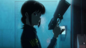 Scene from Psycho Pass Youtube Screenshot