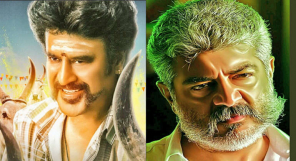 Petta Rajinkanth and Viswasam Ajith Kumar