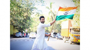 Vicky Kaushal Wishes Republic Day 2019 in his Instagram