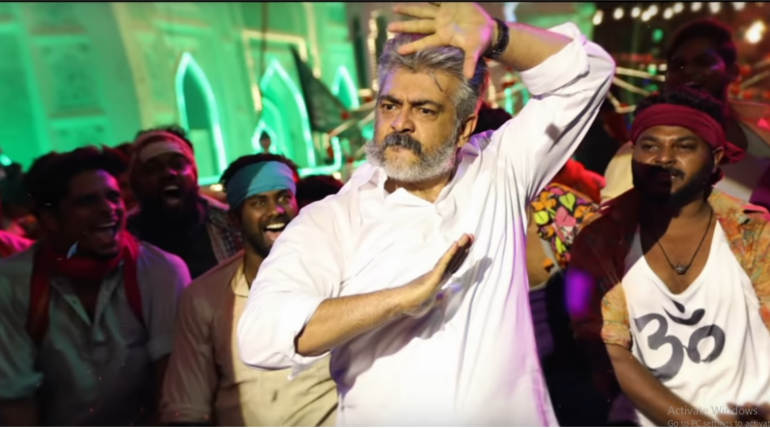 Adchithooku Video Song Viswasam