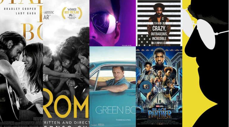 Oscar Nomination 2019. Image Source IMDB
