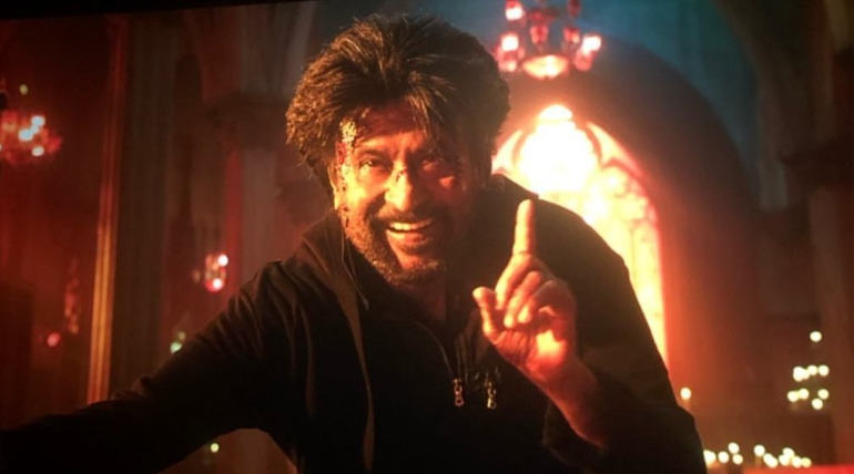 Petta Hindi Full Movie leaked by Tamilrockers