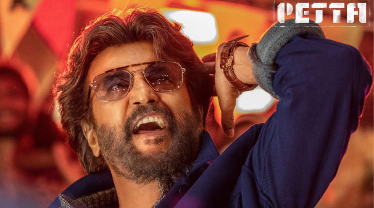 Petta TN Box office , Image - Petta Movie Still