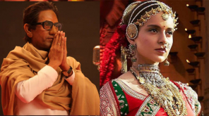 Thackeray and Manikarnika Poster