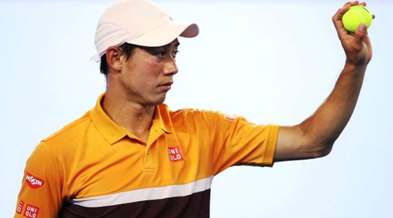 Kei Nishikori stages monster comeback to win five-set thriller
