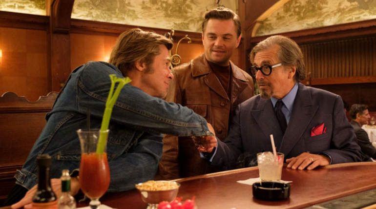 Once Upon a Time in Hollywood New Stills , Image Courtesy - Vanity Fair