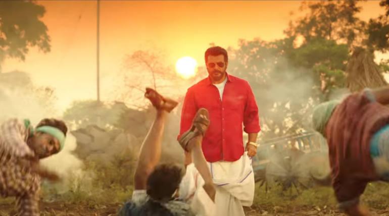 Viswasam Movie Online Leak Tamilrockers , Image - Trailer Snapshot