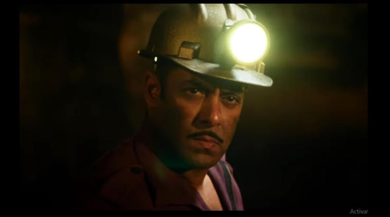 Salman Khan BHARAT Official Teaser , Image - Teaser Snapshot