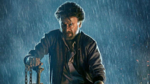 Rajinikanth in Petta Moive