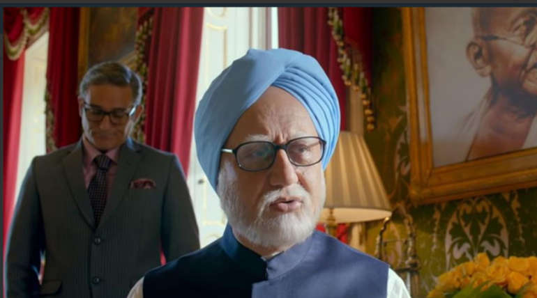 The Accidental Prime Minister Youtube Screenshot